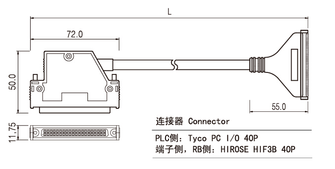 pf40-05sa-mip1 详细规格 电路图 外观&平面图 产品应用 档案下载